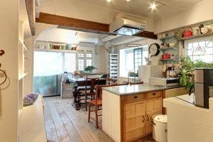 【下北沢】キッチンのある撮影スタジオの写真