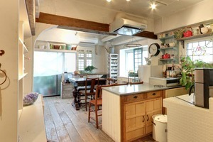 plante-module studio プランツ・モジュールスタジオ : キッチンのある撮影スタジオの会場写真