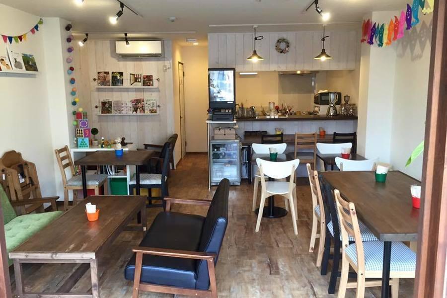 コミュニティカフェてとて : カフェの会場写真