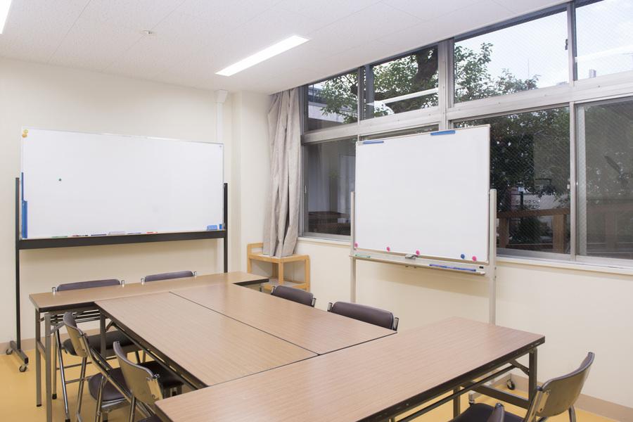 京都YWCA : 103号室の会場写真
