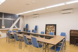 会議や講演会などに使えるスペースです。の写真
