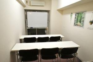 新宿パークタワー近くのレンタル会議室の写真