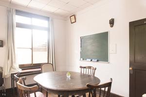 京都YWCA : サマリア館112号室の会場写真