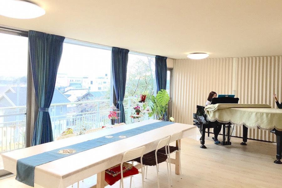 宇都宮 スペースファルフ : 貸スタジオ(ピアノ有り)の会場写真