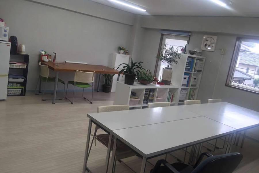 ENA語学スクール : 多目的スペースの会場写真