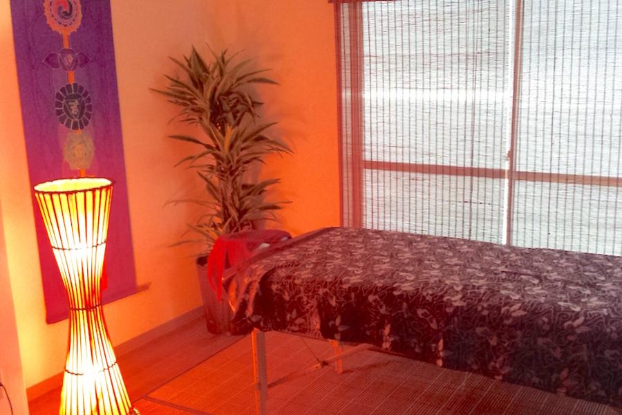 赤羽シェアサロン「アイリス」 : 【セラピスト限定】2名用個室サロンの会場写真