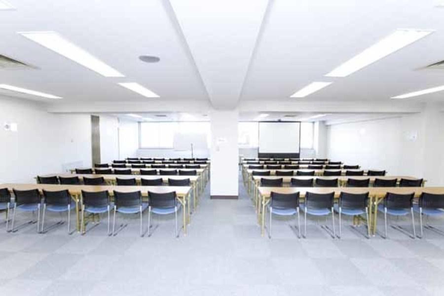 ハロー貸会議室 川崎駅前 : 会議室Aの会場写真