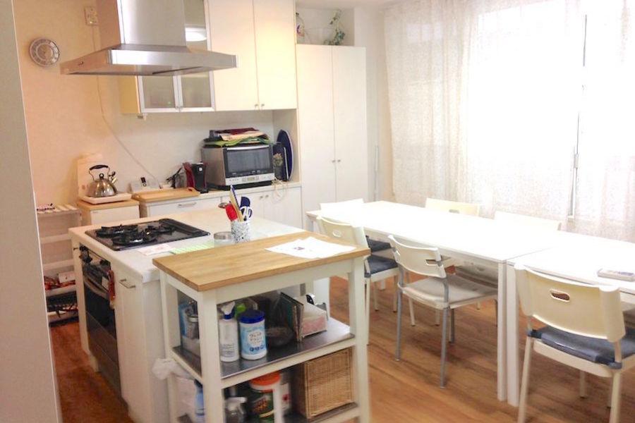 尼崎レンタルスタジオ「ソレイユ」 : 2階レンタルスタジオ(202号室)の会場写真
