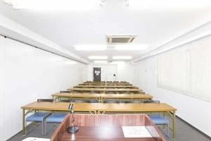 ハロー貸会議室 池袋東口 : 会議室Bの会場写真