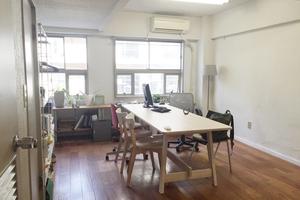 【大きな机あり】渋谷ワークショップスペースの写真
