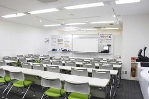 新宿駅徒歩5分。3Dスタジオ店舗内の明るい多目的レンタルスペース☆の写真