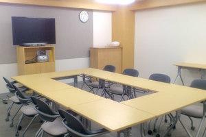 銀座オオイビル : セミナールーム(15名収容)の会場写真