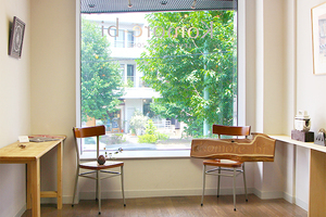 レンタルアートゾーンKomore-bi: ギャラリー兼多目的スペースの会場写真