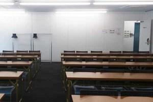 アクセス抜群!品川駅徒歩3分 60名収容可能の貸し会議室 会議室Cの写真