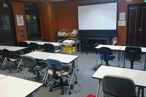 レンタル教室 202号室の写真