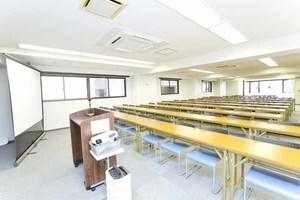 ハロー貸会議室 浜松町北口駅前 : 会議室(51〜100名様ご利用プラン)の会場写真