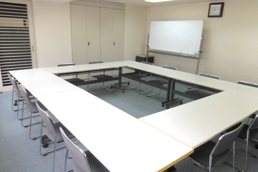 横浜セネックス : B会議室の会場写真