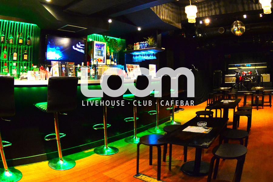 LOOM ルーム : イベントスペースの会場写真