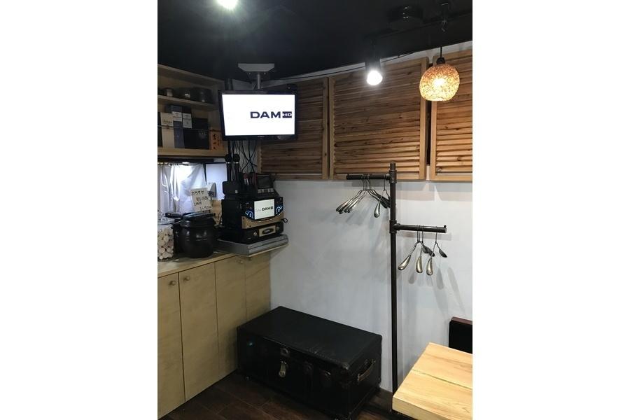 レンタルキッチンパーティースペースー【 Flower Kitchen 】 : 多目的スペース(キッチン・カラオケ付)の会場写真
