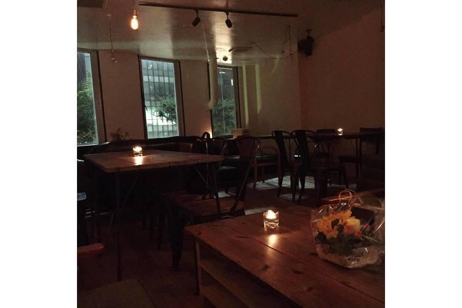 Dining cafe and bar [Acti](ダイニングカフェ アンド バー アクティ) : 4Fフロアの会場写真