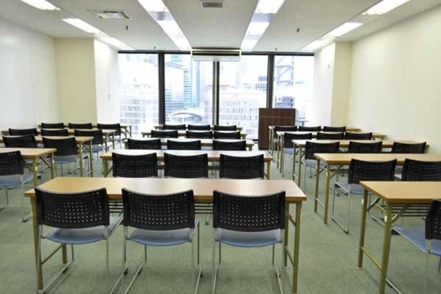 ハロー貸会議室 新橋 : 会議室Gの会場写真