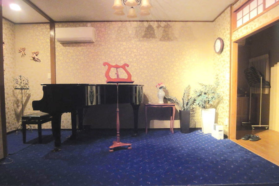 神楽坂レンタルスペース「香音里」 : 音楽スタジオ(1階)の会場写真