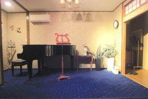 【グランドピアノ有!】ピアノレッスンやアンサンブルに♪神楽坂のレンタルスタジオの写真