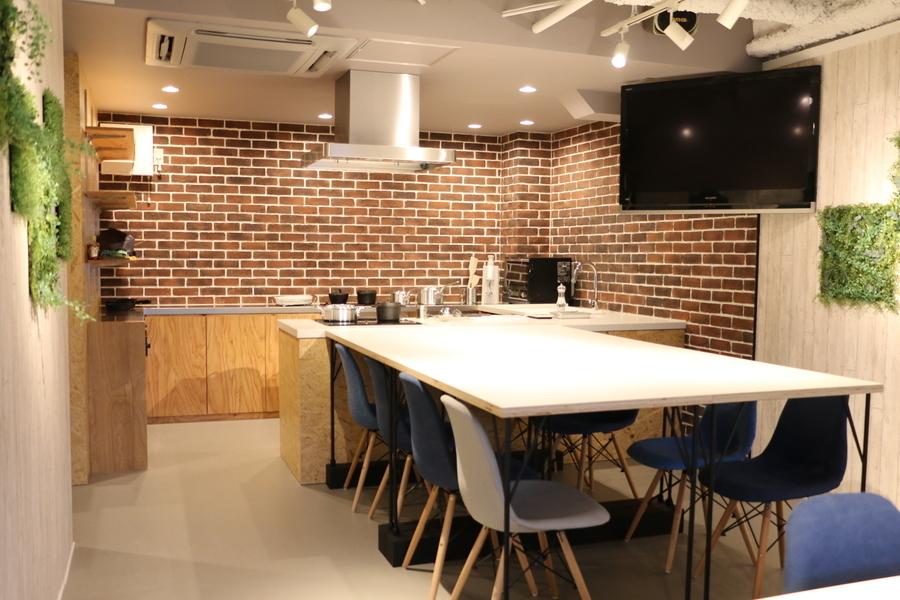 レンタルキッチンスタジオPELOUSE(プリューズ) : レンタルスペースの会場写真