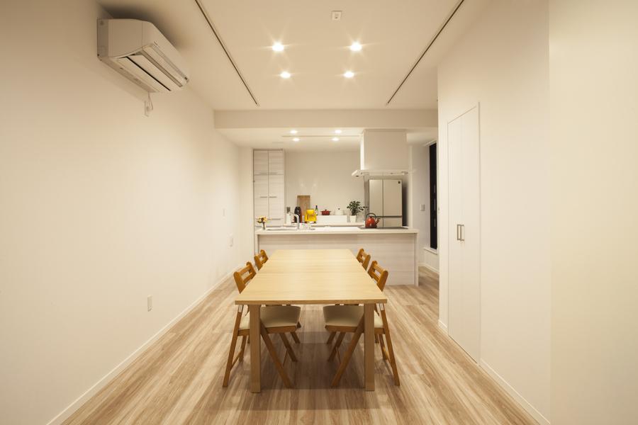 南青山キッチンスタジオ : スタジオAの会場写真