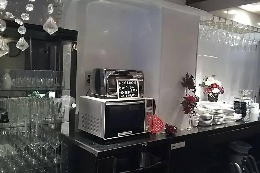 大阪京橋レンタルキッチン『oks』 プライベートサロンoks : 【キッチン付き】防音個室プライベートスペースの会場写真
