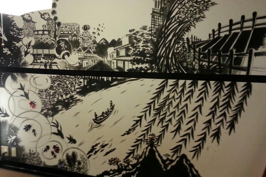 百合ヶ丘駅徒歩2分(新宿まで最短21分) 撮影に大好評!京都風のデザイナーズルームです。 : 京都風デザイナーズルームの会場写真