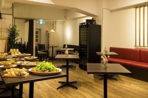 恵比寿駅徒歩4分 本格キッチン付きレンタルスペースの写真