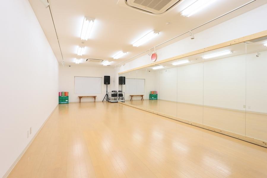 守口ジグスタジオ : 個室スタジオ 2階の会場写真