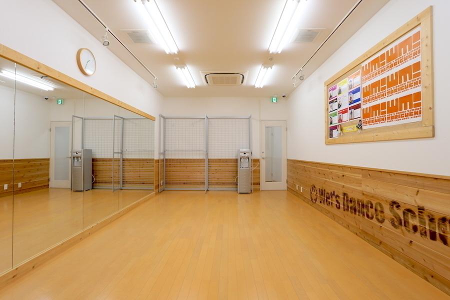 守口ジグスタジオ : 個室スタジオ 1階の会場写真