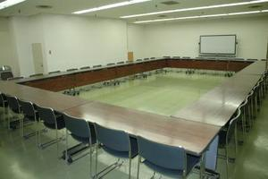センタープラザ西館貸会議室: 8号会議室の会場写真