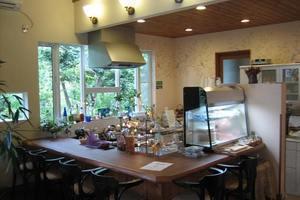cafe  ふぁーちゃ 花茶 : レンタルスペースの会場写真