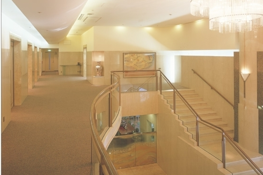 銀座フェニックスプラザ : ホールの会場写真
