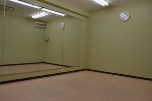 防音設備のあるスタジオの写真