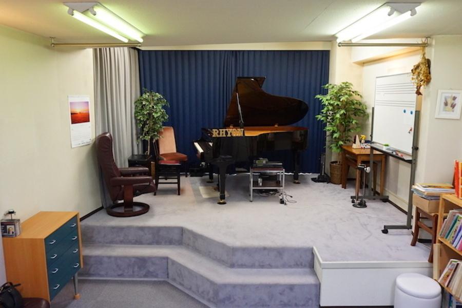 リオン ピアノスタジオ : ピアノスタジオ(1名様ご利用プラン)の会場写真
