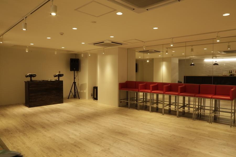 吉祥寺eos BASEMENT : 吉祥寺駅北口のレンタルスペースの会場写真