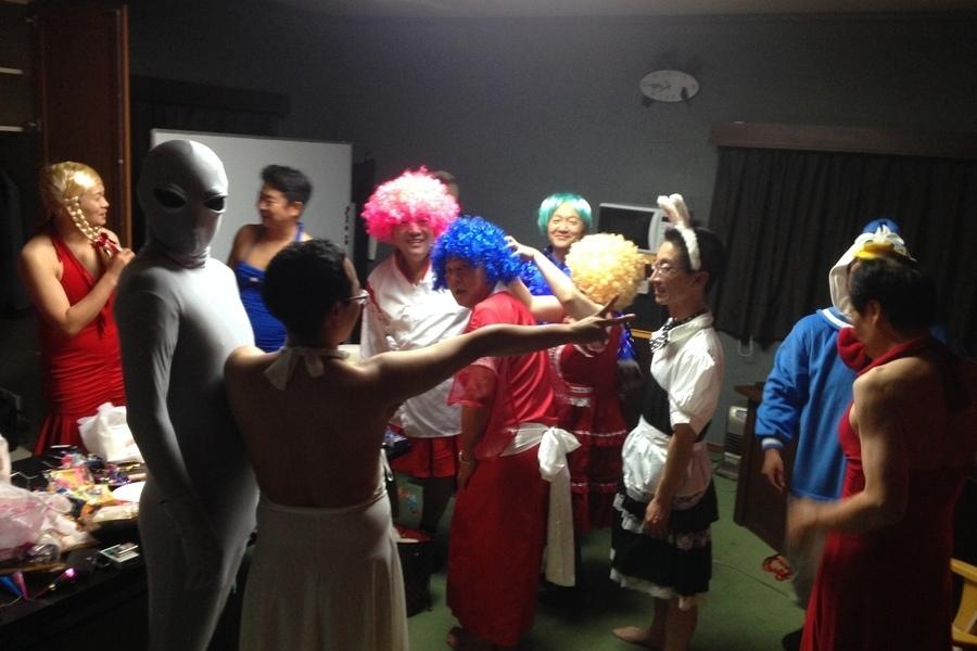 難波レンタルスペース『lien(リアン)』 : ルームDの会場写真