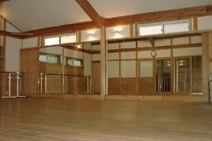 ベラシティハウス : ダンススタジオの会場写真