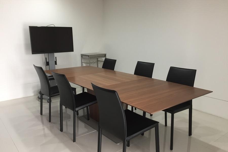 大牟田 Hishギャラリースペース : 会議室の会場写真