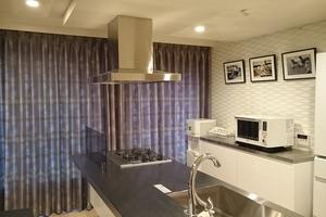 マンションの一室貸切、モダンインテリアに囲まれた空間。女子会に最適です。の写真