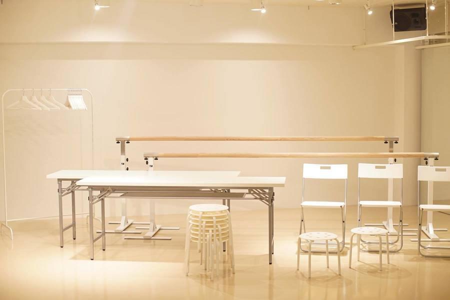 【渋谷】宮益坂十間スタジオ : 防音個室スペースAの会場写真
