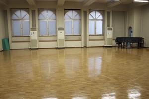 横浜YWCA会館 : 3Fホールの会場写真