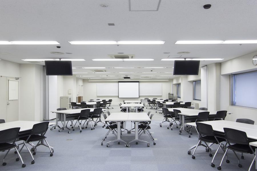 多摩永山情報教育センター/スマイルホテル東京多摩永山 : 教室Gの会場写真