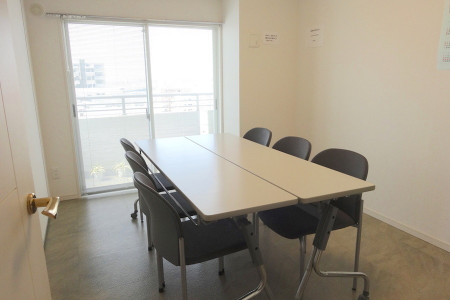 湘南台レンタルスペース : 貸会議室Aの会場写真