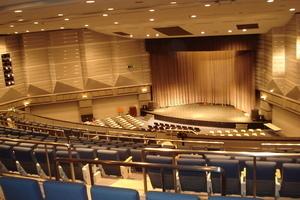 多摩永山情報教育センター/スマイルホテル東京多摩永山 : 多目的ホールの会場写真