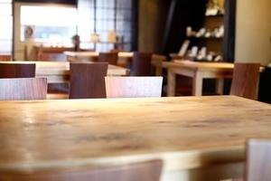 cafe seed & gaku レンタルルーム : Sroom(8名着席)の会場写真